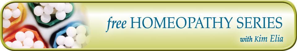 free homoepathy series banner