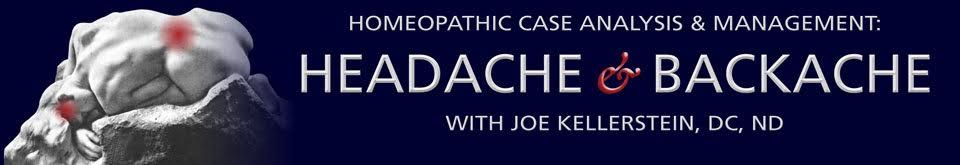 headache and backache banner