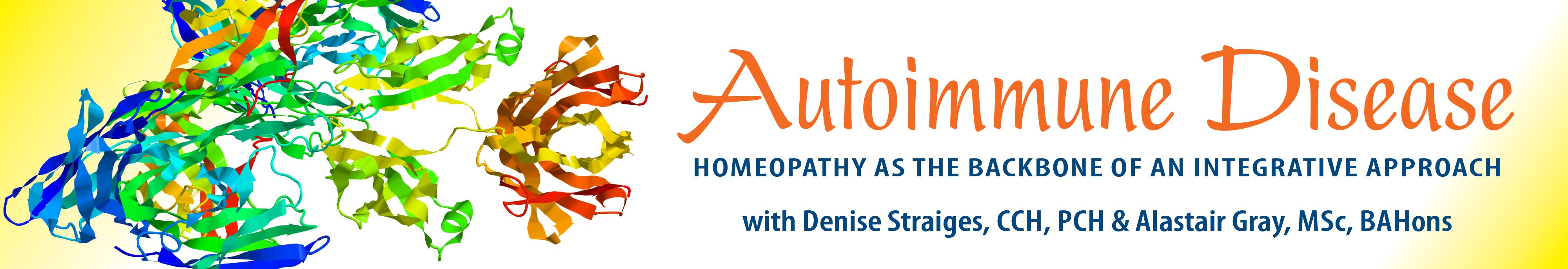 Autoimmune disease banner