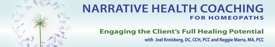 Narrative Health Coaching banner