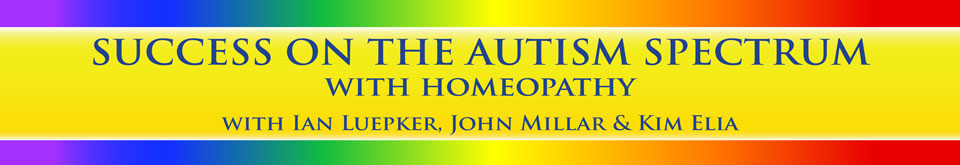 Success on the Autism Spectrum with Homeopathy