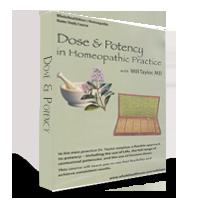 dose potency box
