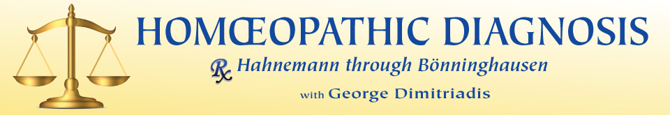 homeopathic diagnosis banner