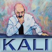 Kali banner